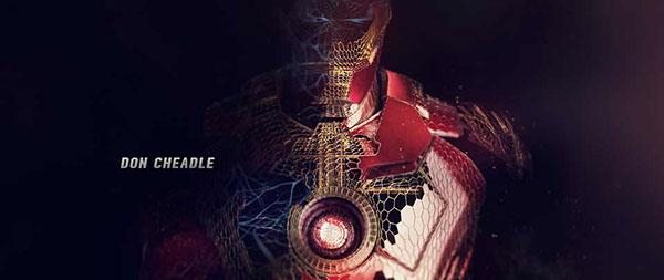 "IRON MAN III ""Title Concepts"" by JOSE ORTIZ"