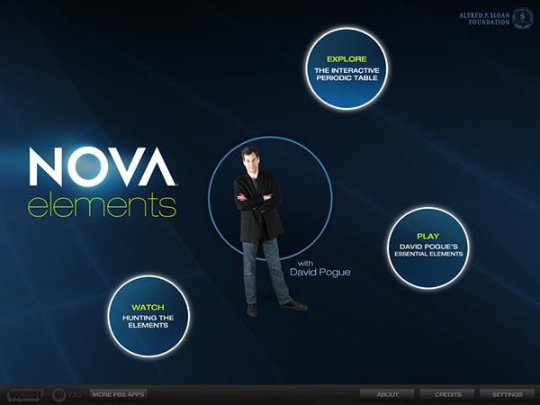 Nova elements ipad app on behance urtaz Image collections