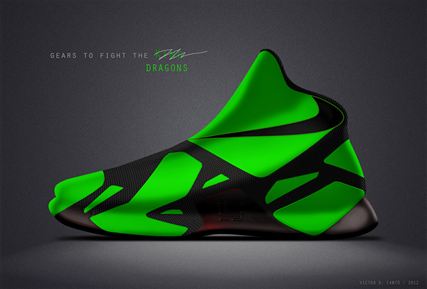 cheap for discount 8120a 5cb04 Nike Lebron James on Behance