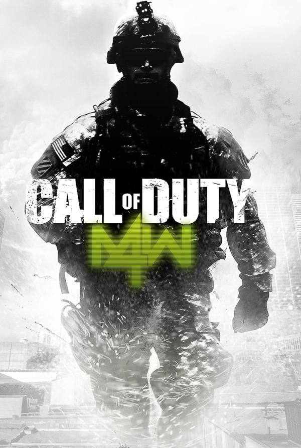 Call Of Duty Modern Warfare 4 Wallpaper Poster On Behance