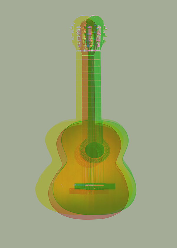 Studies for a Guitar