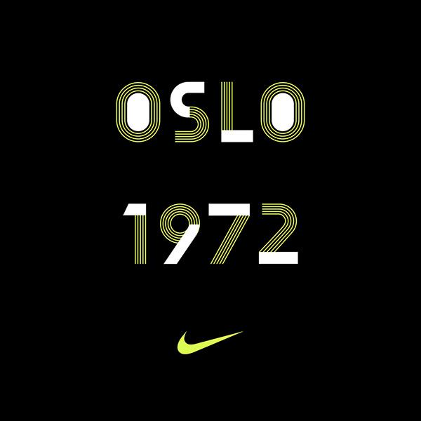 Vlastní font Oslo.