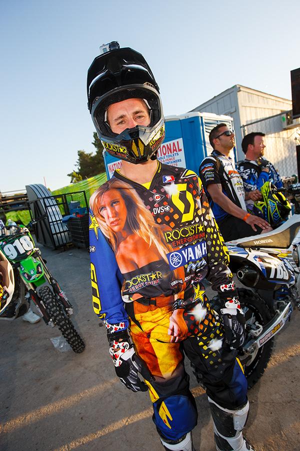 Rockstar energy yamaha las vegas motocross gear on behance for Yamaha of las vegas