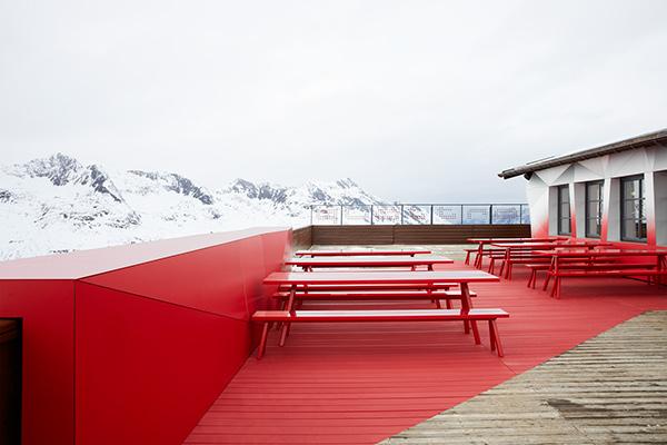 audi quattro festkogl alm in obergurgl austria on behance. Black Bedroom Furniture Sets. Home Design Ideas