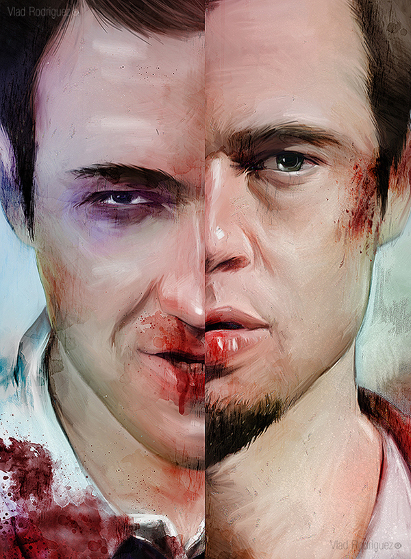 tyler durden design - photo #27