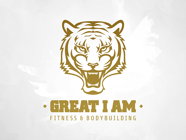 GREAT I AM - GYM WEAR on Behance