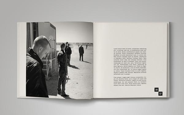 Heisenberg — Coffee table book design on Behance