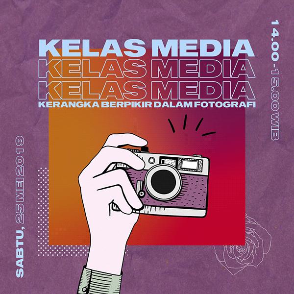 Poster Design - Kelas Media