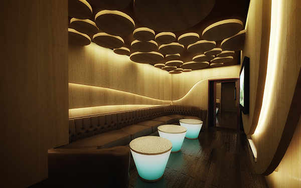 Concept Design For Karaoke In Phan Thiet Vietnam On Behance