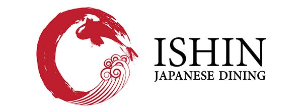 Logo Ishin Japanese Dining par Jeremy Yap