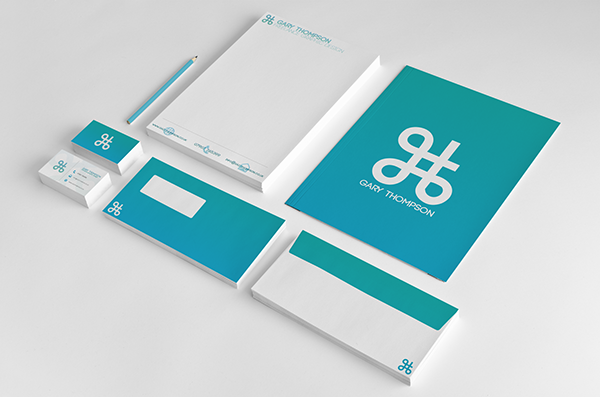 personal branding stationery design on behance