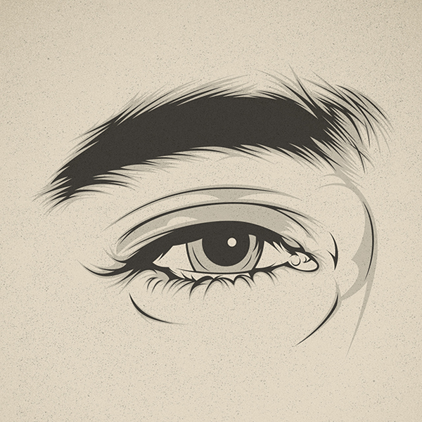 Cool Eye Drawings