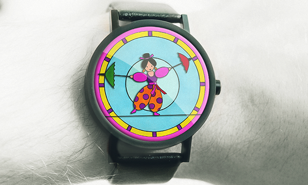 Android Wear android smartwatch watch faces Circus