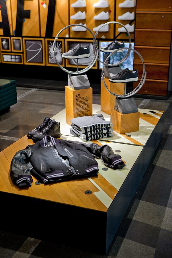 Nike Retail Design