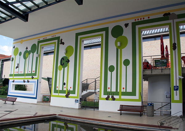 精美的29個牆壁設計欣賞