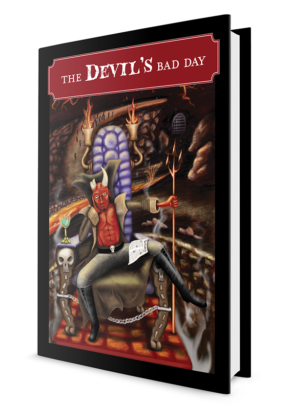 devil Work  hell digital demon funny