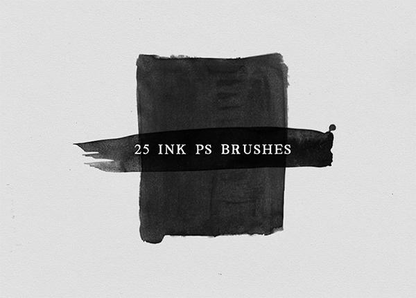 細緻的12個photoshop水彩效果筆刷欣賞