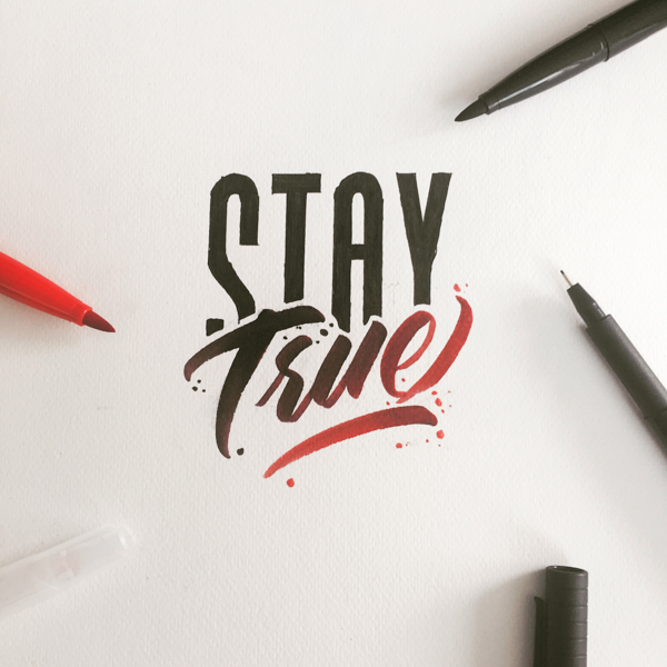 Calligraphy   typography   lettering letters Typographie calligraphie Handlettering handmade typo type