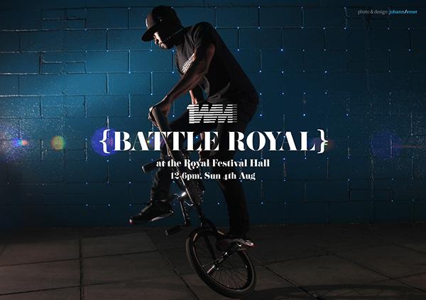 London BMX Flatland royal festival hall southbank