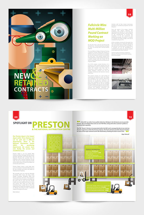 connect issue company internal newsletter on pantone canvas gallery