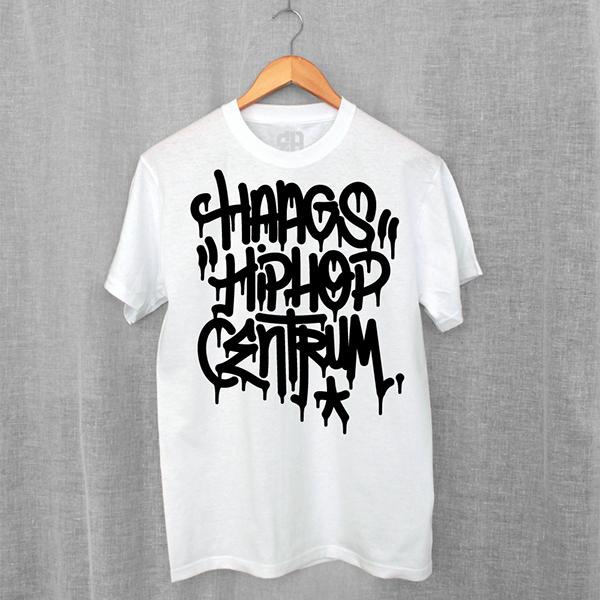 print flock tshirt