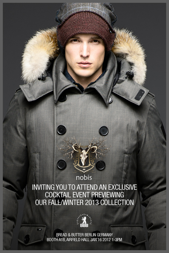 Nobis,campaign,Fall 2013 Collection