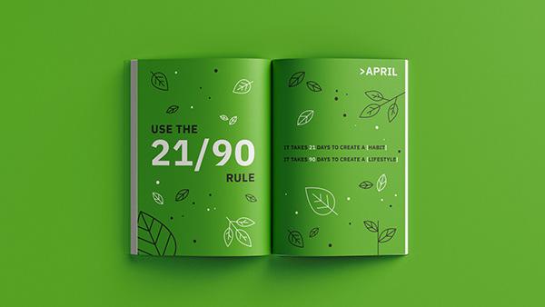 Annual Planner | 2021