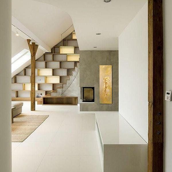 acrylbilder modern on behance. Black Bedroom Furniture Sets. Home Design Ideas