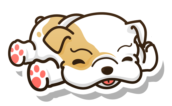 MokiPlanets Funny Puppies On Behance