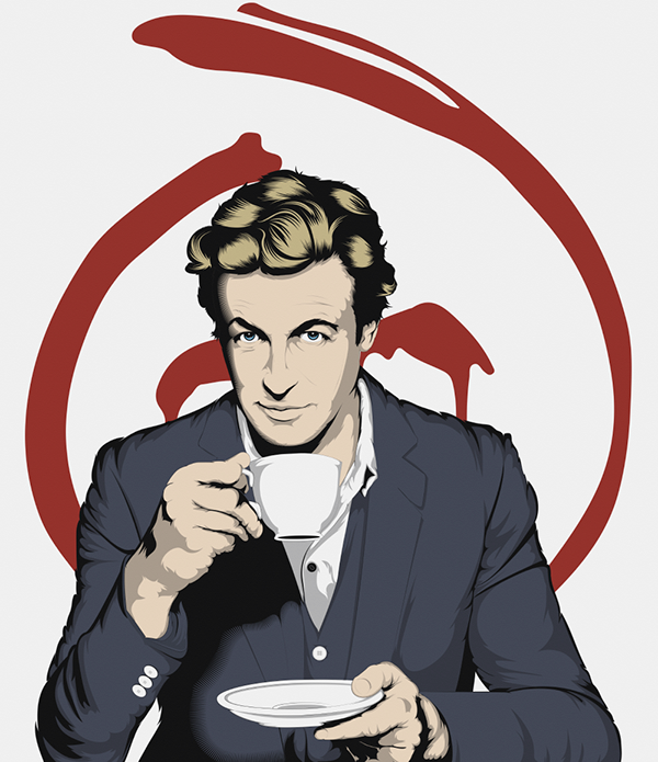character sketch of patrick jane in Neal caffrey and patrick jane sources: whitecollarwikiacom and wikipedia answer to question 1a the lead protagonist of white collar, neal caffrey is the world's greatest con-artist.
