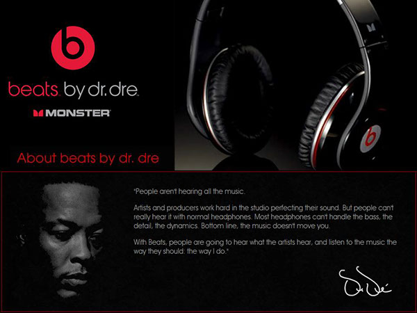 Beats By Dre Ad