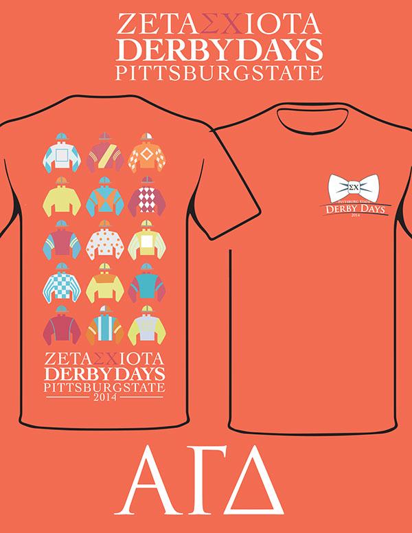 Derby Ks Graphic Design