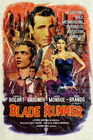 movie film poster poster design Reimagining