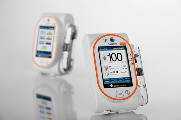 Q-Core Medical Infussion pump