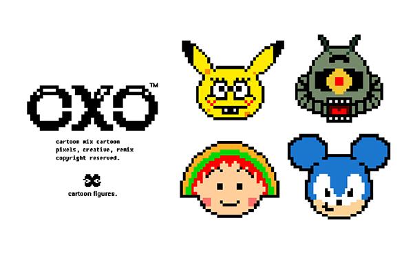 Cartoon Mix On Behance