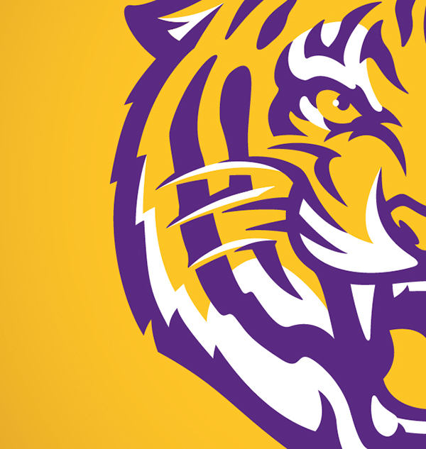 CONCEPT LSU Tiger On Behance