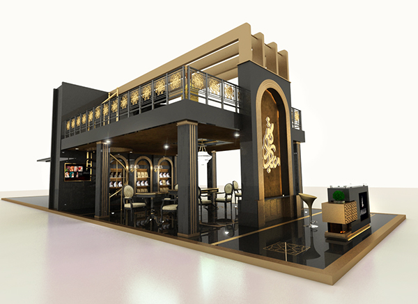 Exhibition Stand Design Jobs In Dubai : Crown prince of dubai creative literature on behance