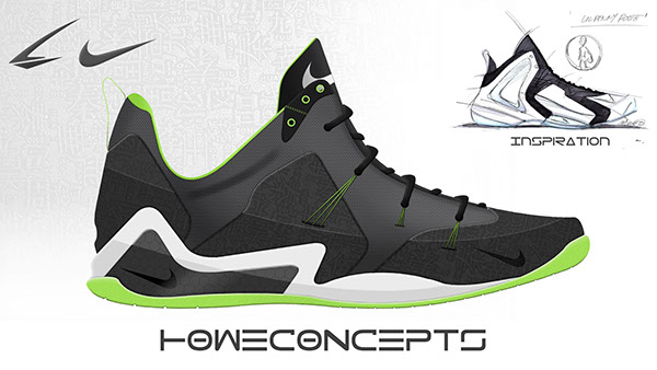 Lil Penny Wallpaper Nike x Howeconcepts Lil Penny