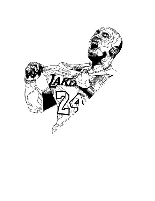 NBA Players Nº1. on Behance