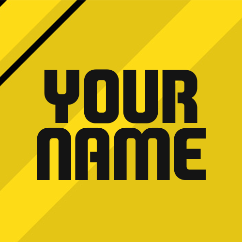 Fifa 17 youtube channel art template on behance for Youtube channel picture template
