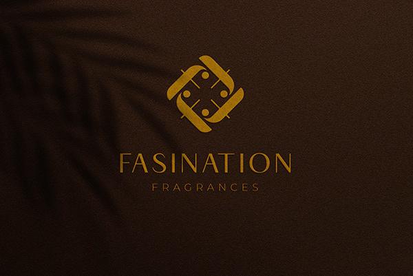 Fasnation Fragrances brand identity project
