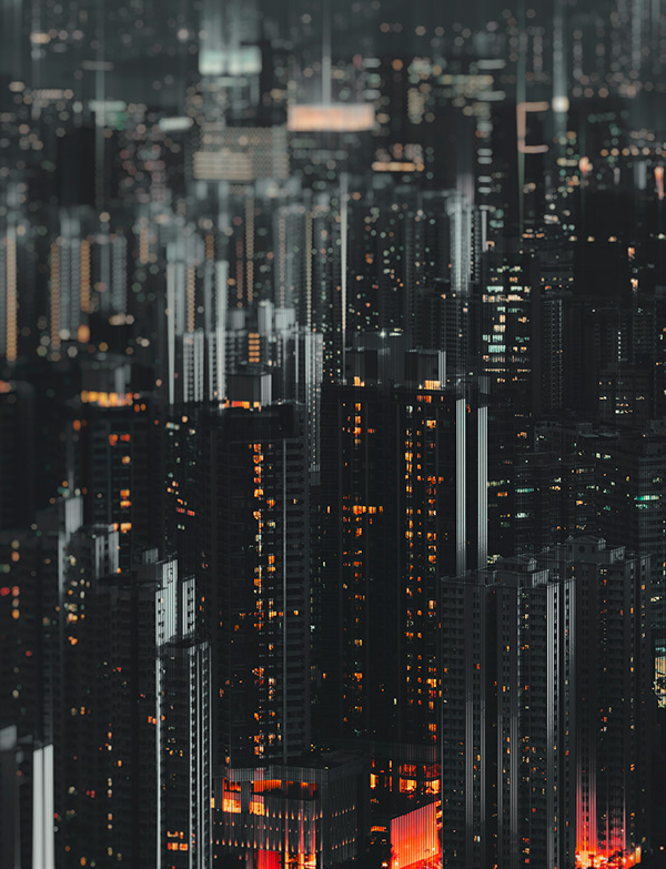 SKYLINES - Hong Kong
