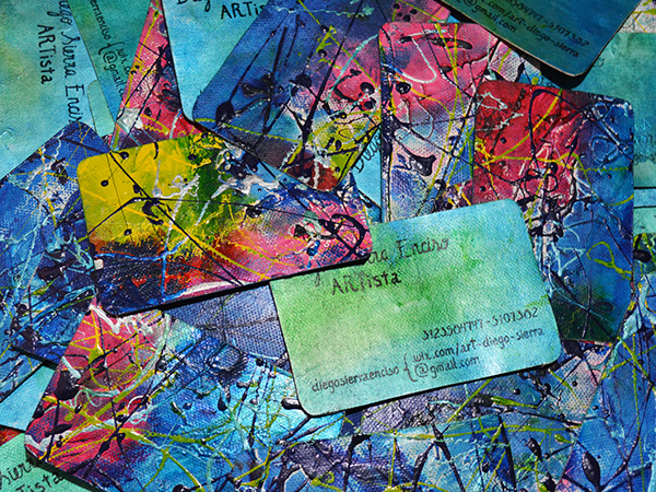 pintura diego artist Artista