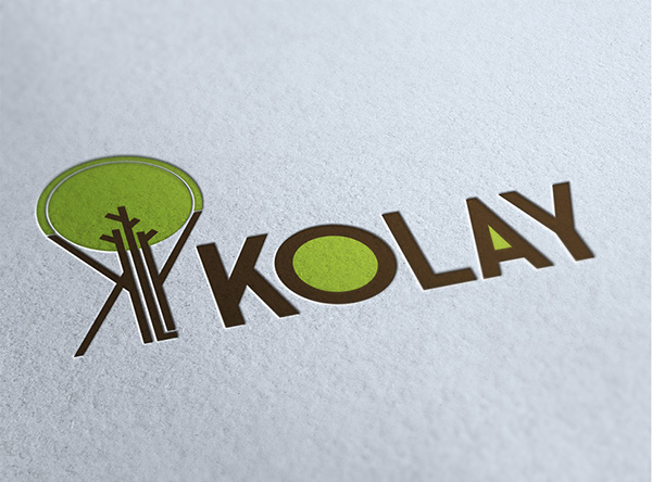 Kolay Ormancılık kurumsal brand identity
