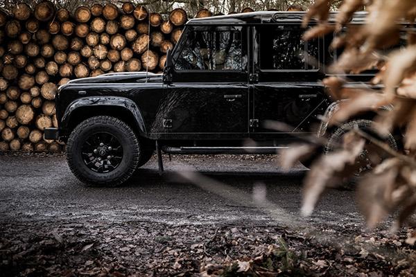 Land Rover Defender 110 Lumberjack