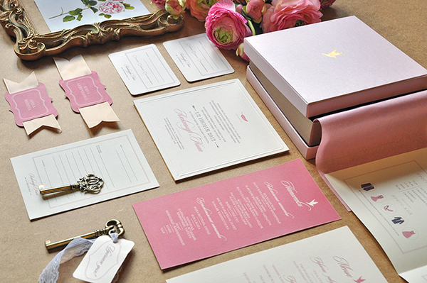 wedding  branding  Graphic  design  Beautiful  romantic chic Classic