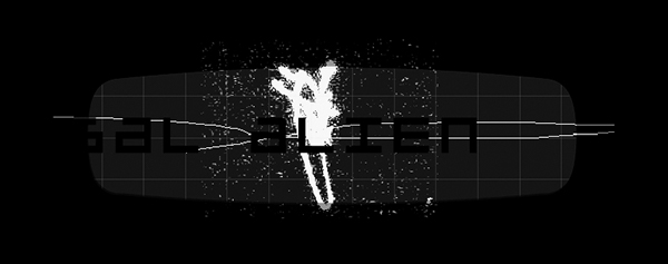 interactive cd-rom Legal Alien interactive design Lingo video installation
