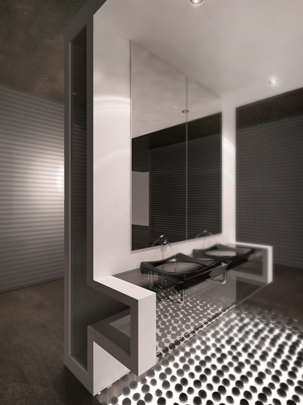bathroom design contest for kohler and viega on behance