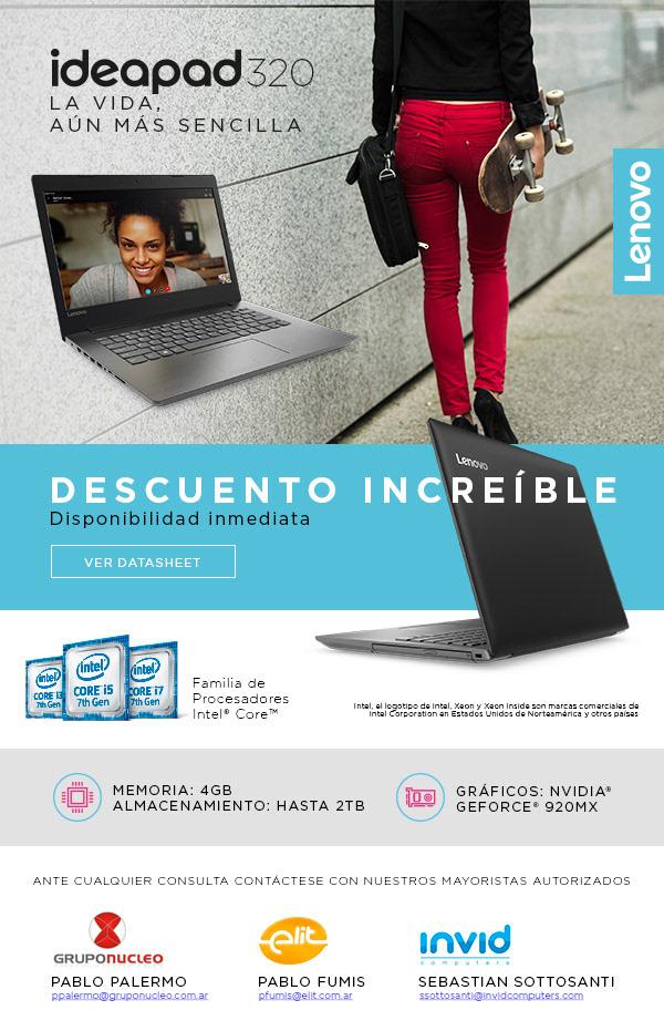 Lenovo branding  Campaña diseño mailing photoshop