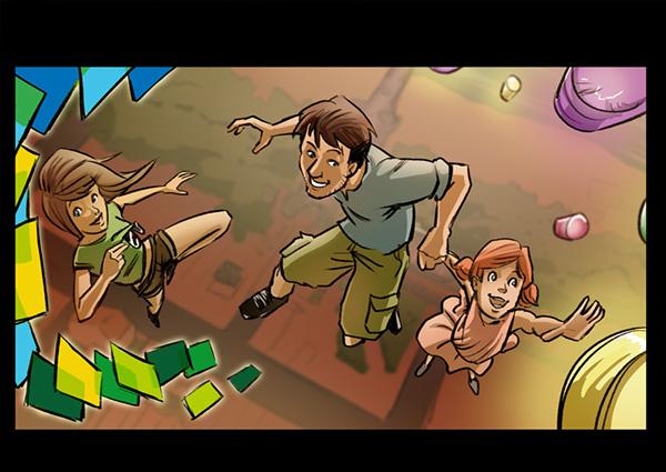 west pomerania storyboard comics